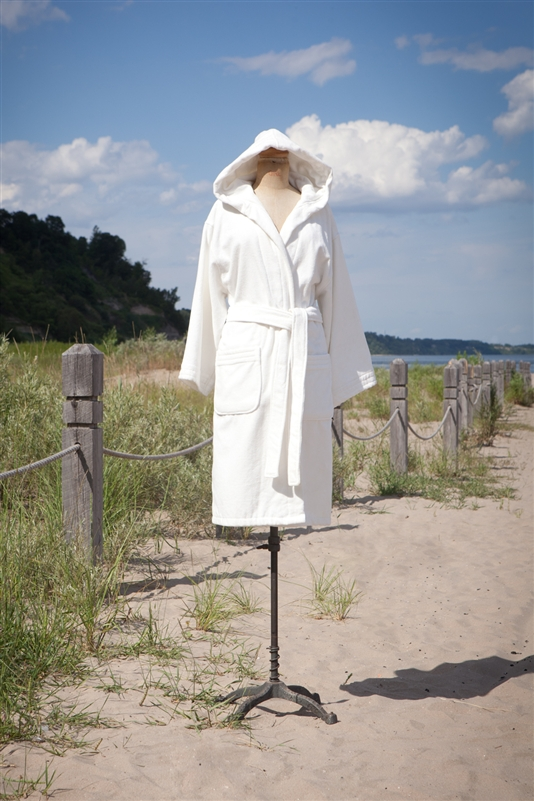Grassroots Organic Cotton Robe