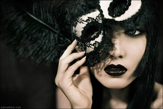 (Masked woman #5 image sourced from Images n Blogspot site)