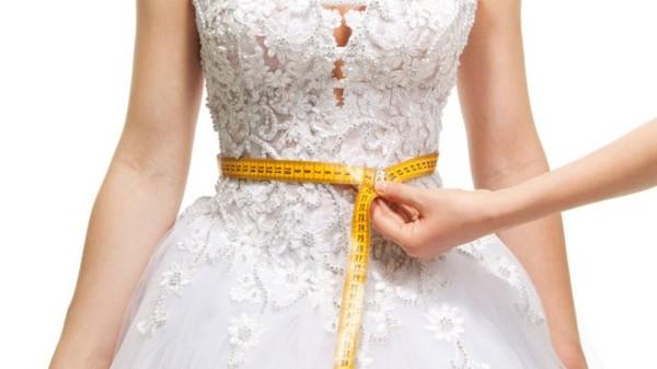 wedding day weight