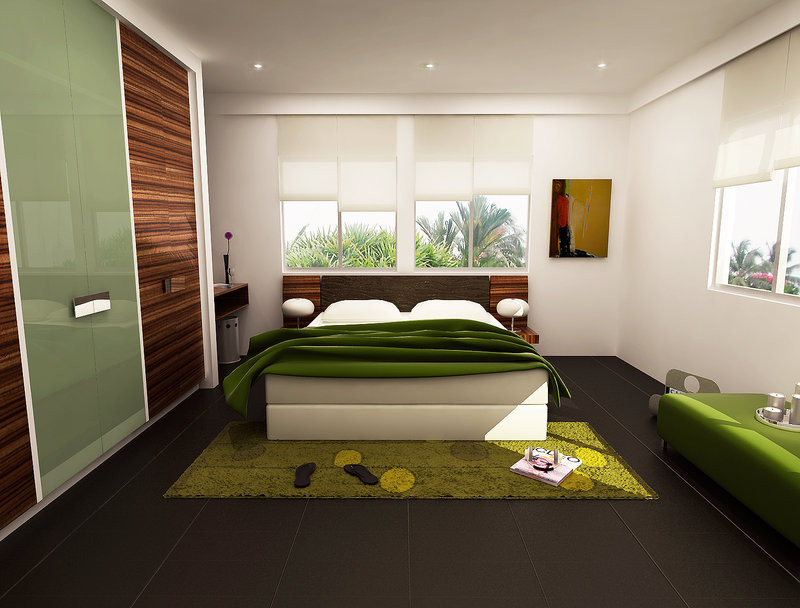 fresh-greeny-bedroom-by-3Dskaper