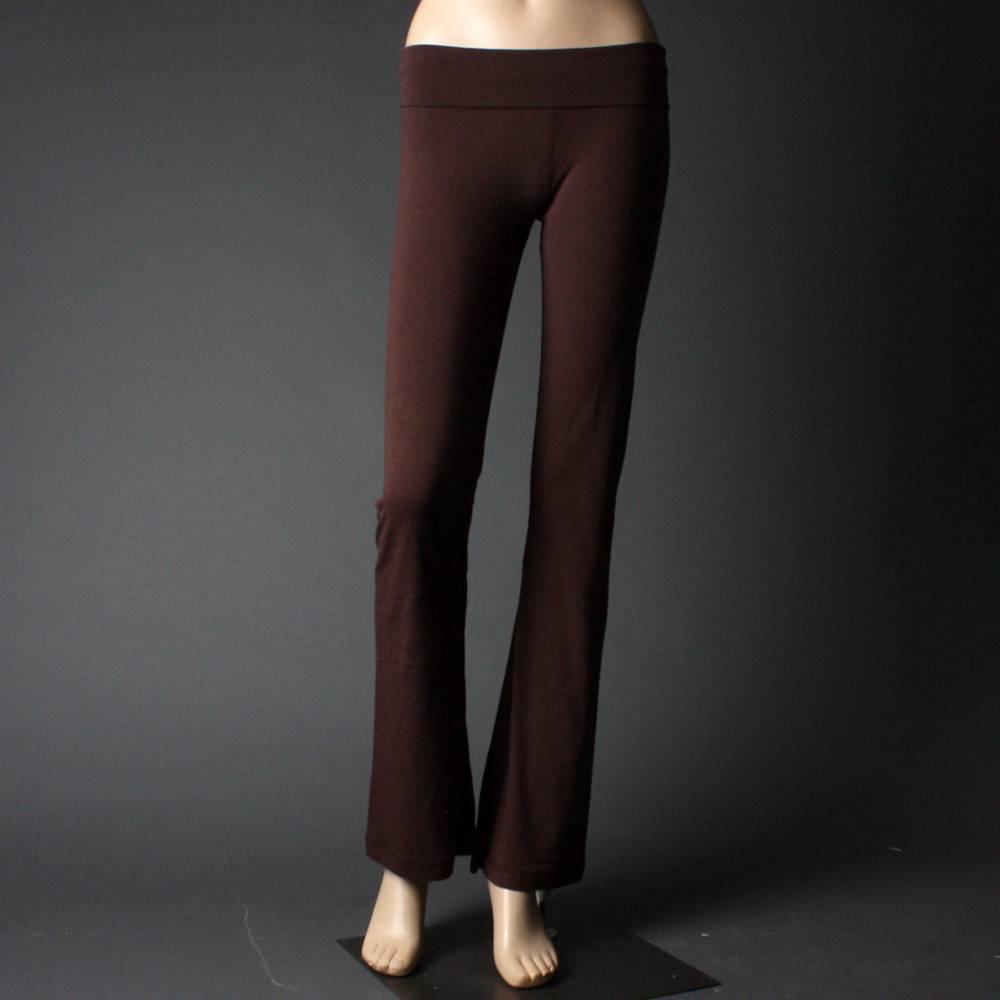 Zzw-Zan-Sp-112-Brown-Pants-Leggings-Womens-Designer