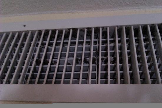 Mold On The Ac Vent In