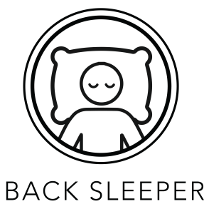 Essentia Back Sleeper Pillow Style