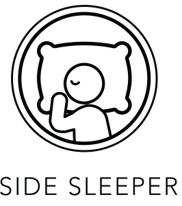 Essentia Side Sleeper Pillow Style