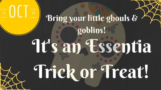 Essentia Trick or Treat