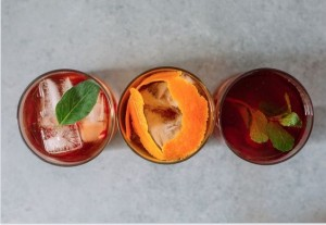 Greatist Champagne Punch