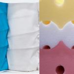 Hybrid Mattress vs All Foam Mattress